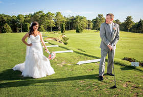 Wedding at The Brookside Club on Cape Cod